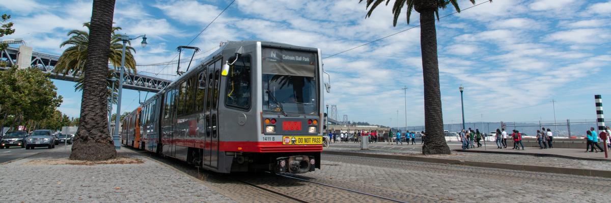 Breda Light Rail Vehicle