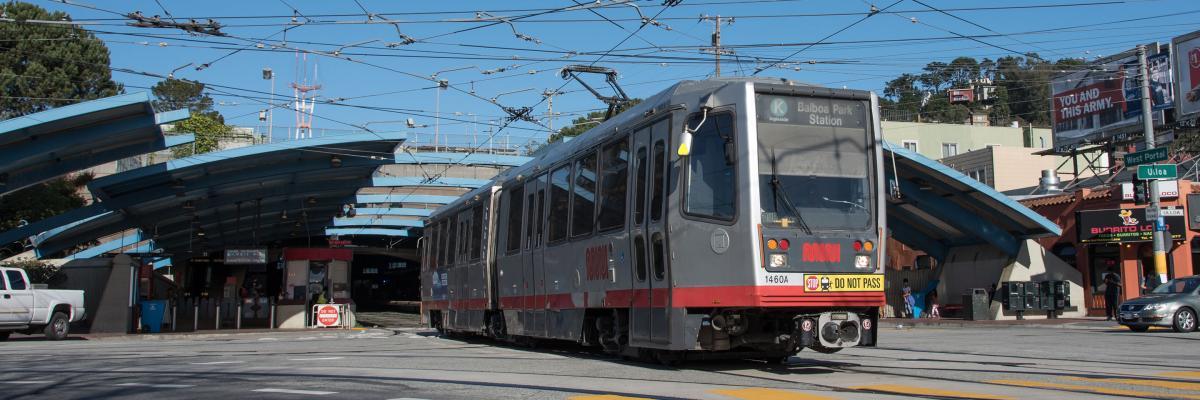 Train Control System
