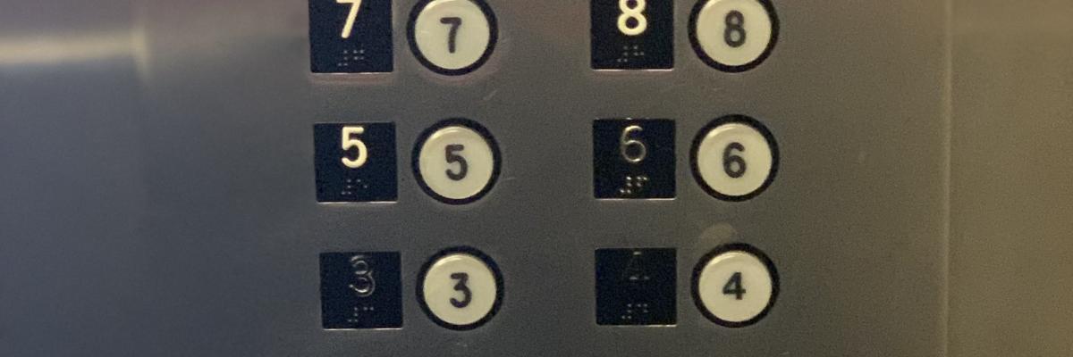 Facilities Elevator Upgrades