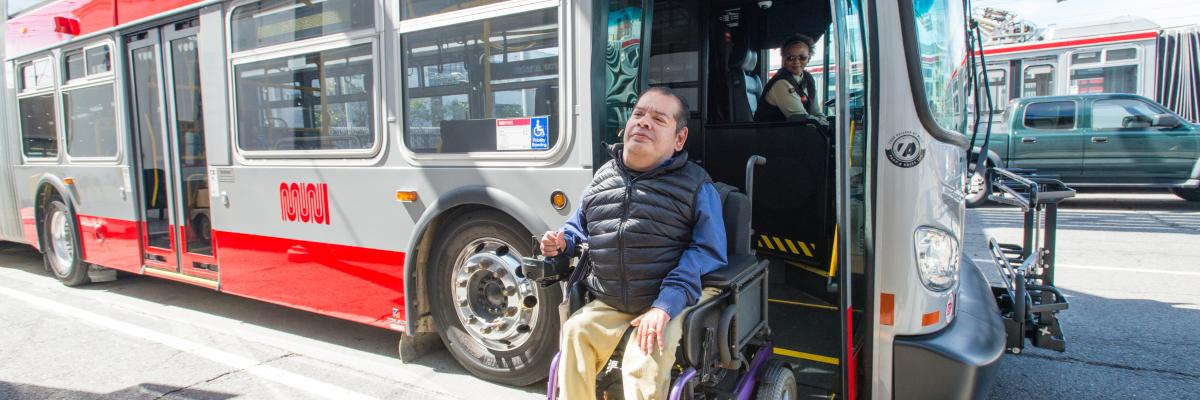 Muni Services for Older Adults and People with Disabilities