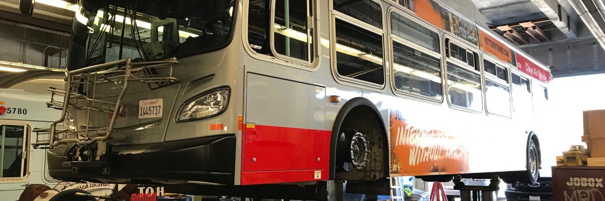 Bus lift Improvement Project