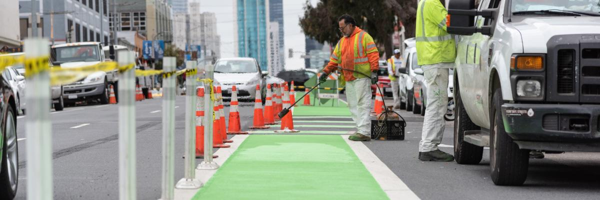 2019-2020 Vision Zero Quick-Build Projects