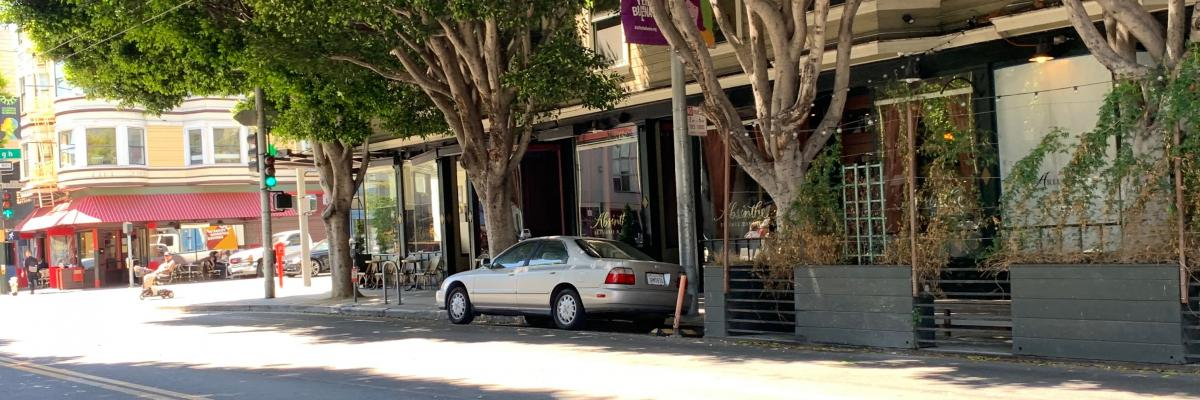 Hayes Valley Parking & Curb Management Plan