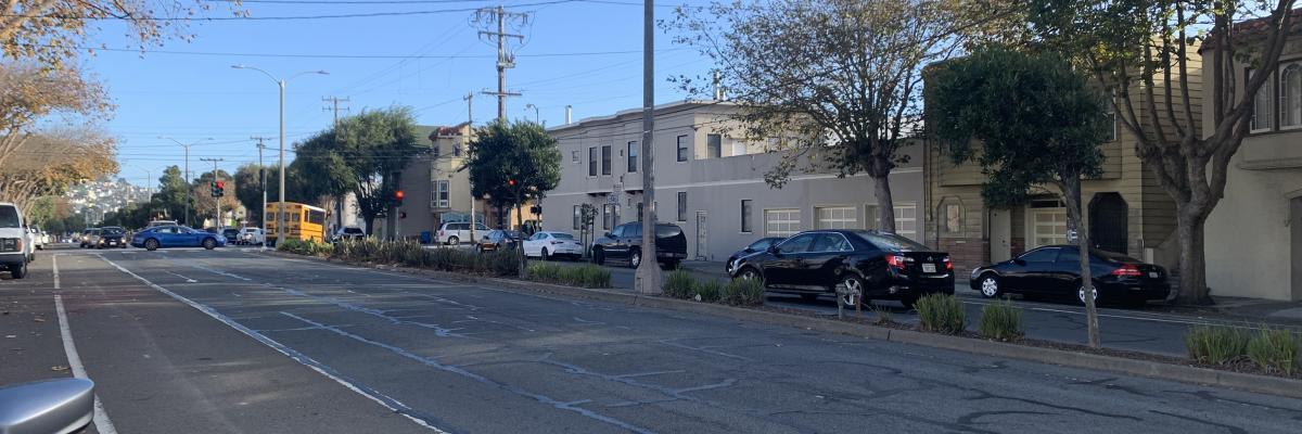 Alemany Boulevard at San Juan Ave