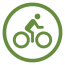 SFMTA bike icon