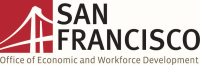 San Francisco Office of Economic and Workforce Development logo