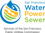 San Francisco Water Power Sewer logo