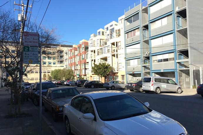 Dogpatch Parking Management