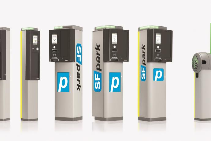 Parking Access Revenue Control Systems