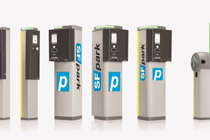 Parking Access Revenue Control Systems