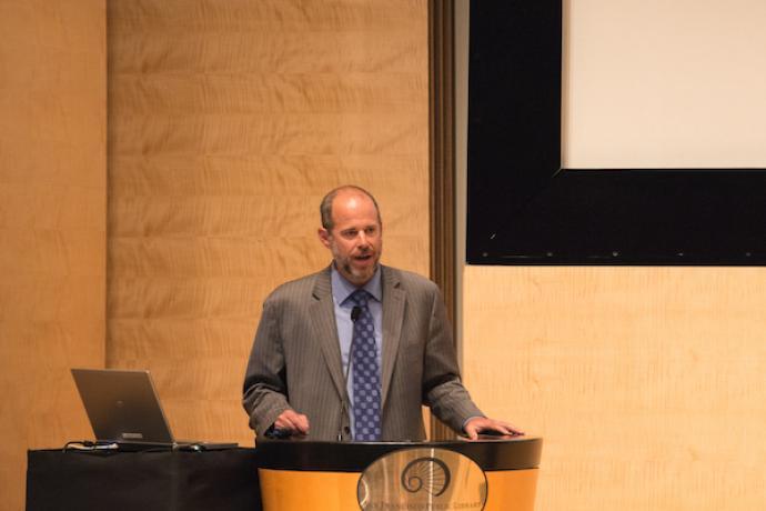 Ed Reiskin Presenting His DOT Report