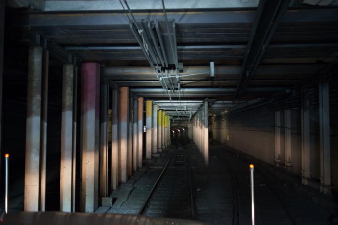 Abandoned Muni Eureka Station