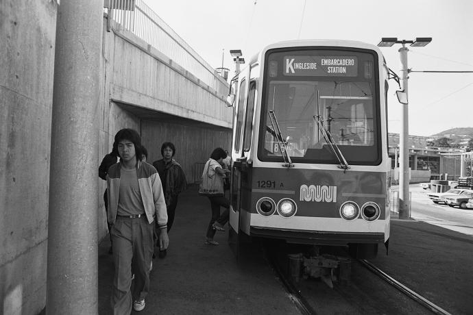 People with K Line LRV in 1981