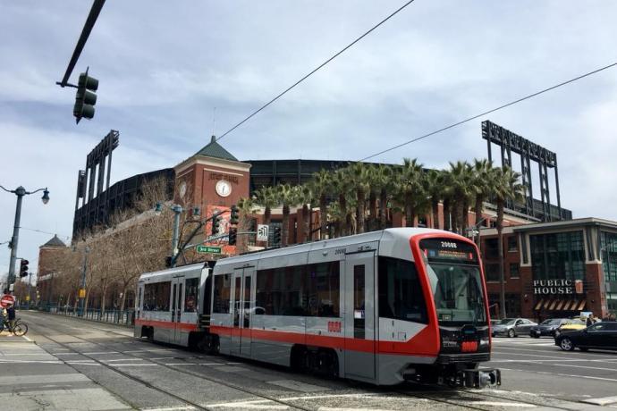 A new LRV4 passes the ballpark.