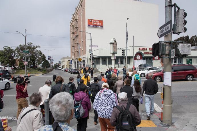 Walk it Like We Talk It: SFMTA Announces New Pedestrian Countdown Changes