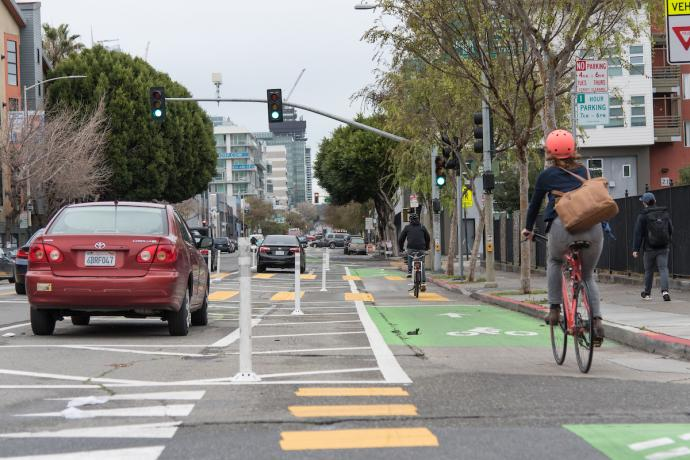 Folsom Street Near-Term Improvements