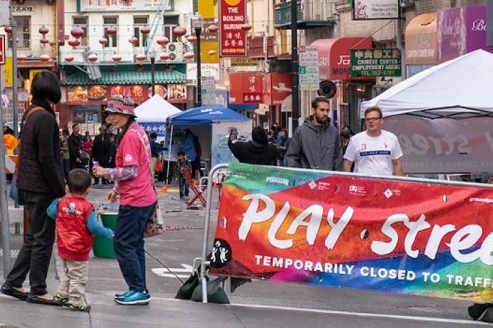 Play Streets in Chinatown
