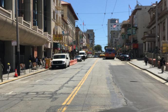 Open Stockton Street