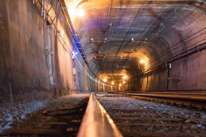 Muni Metro Tunnel