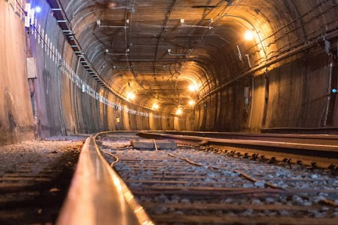 Muni rail grinding Project