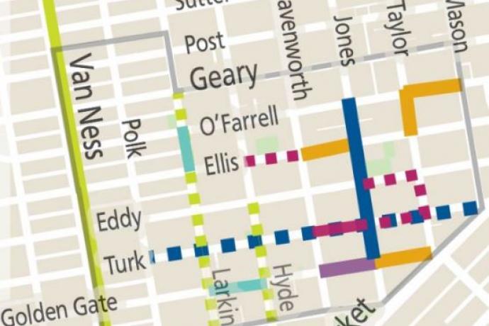 Tenderloin Map