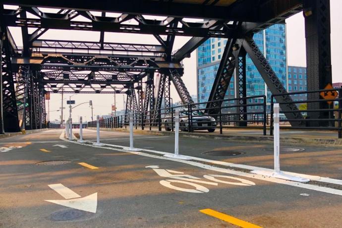 Third Street Bridge Bikeway