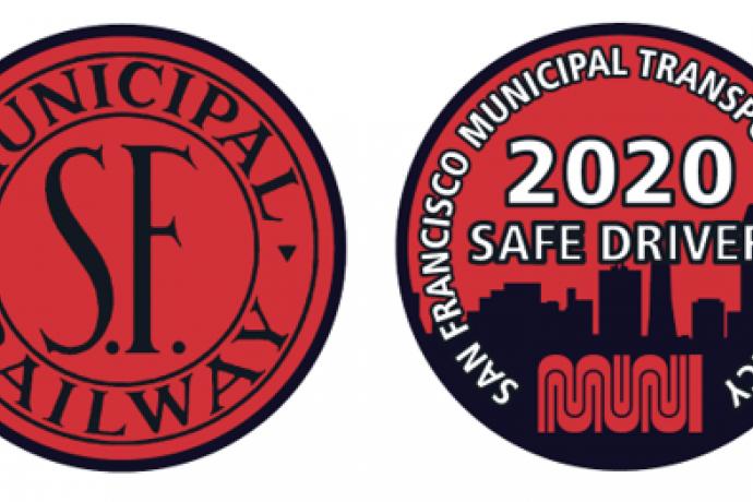 Image of Safe Driver award tokens