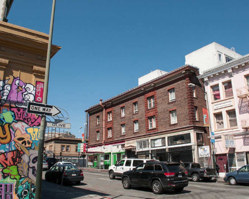 Photo of the tenderloin