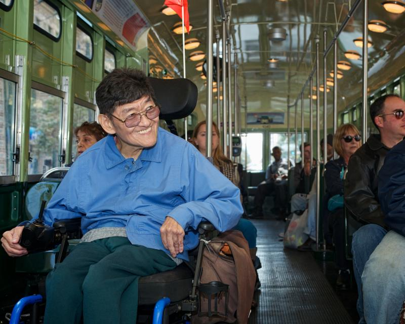 Quick Start for Residents with Disabilities