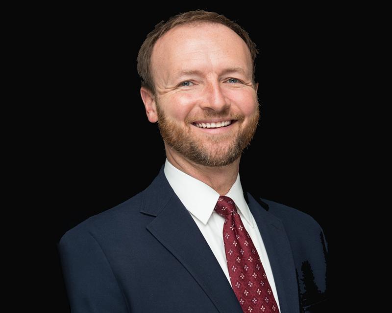 Portrait of Tom Maguire, Interim Director of Transportation