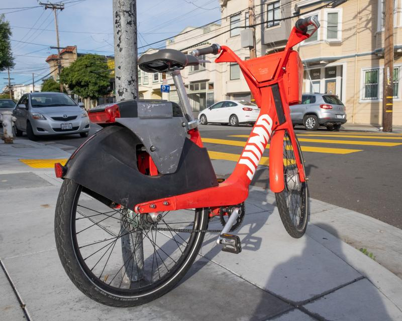 Electric-assisted bikes
