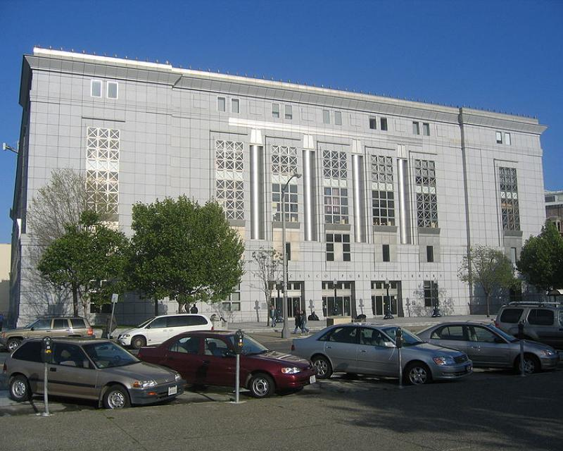Image of San Francisco Public Main Library