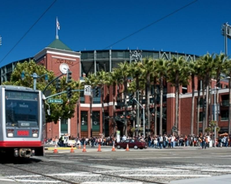 Picture of Oracle Park