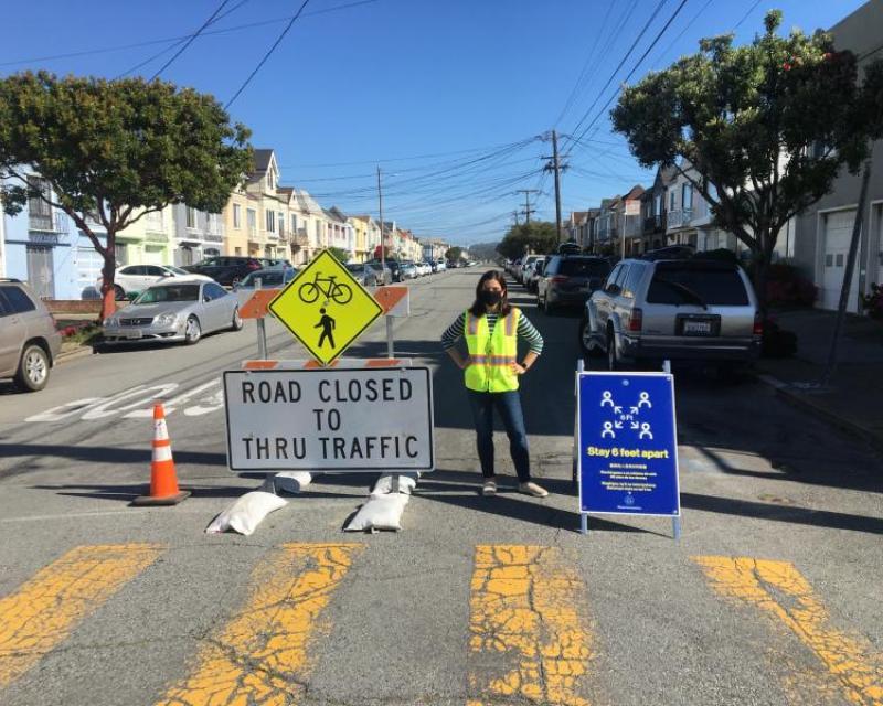 Slow Streets Closure
