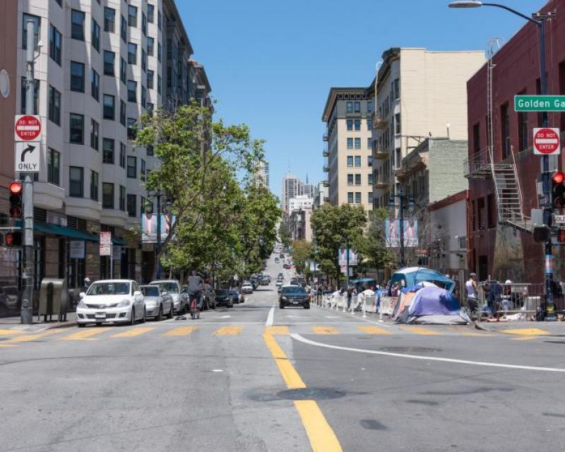 Golden Gate Avenue