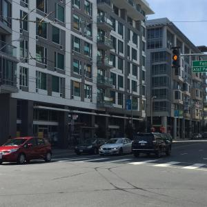 5th Street at Folsom Street