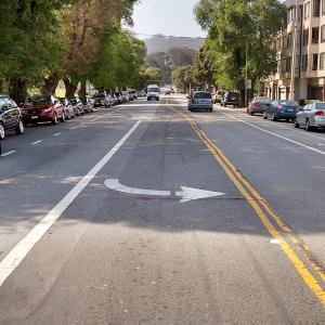 Picture of Arguello Boulevard