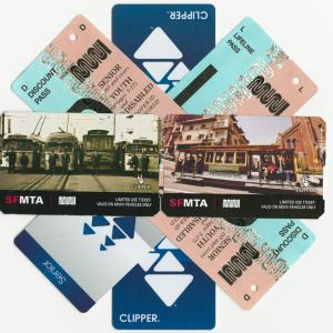 Muni Passes and Cards