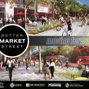 Better Market Street, Moving Forward.