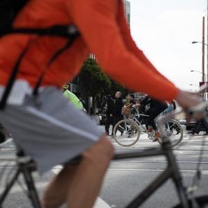 Celebrating San Francisco's 24th Bike to Work Day