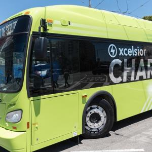A new all electric coach.