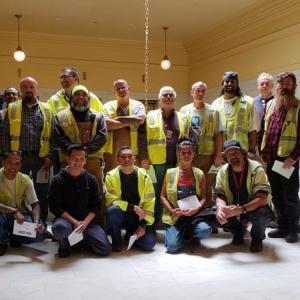 SFMTA Rail Workers