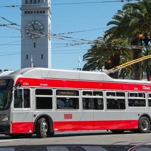 New Trolley Coach