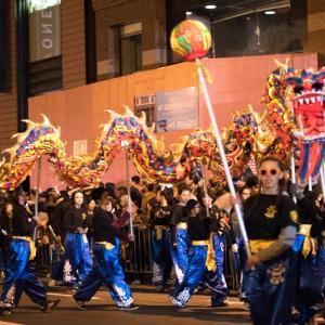 Chinese NY Parade 2018