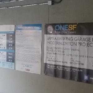 SFMTA Parking Facilities Elevator Upgrades