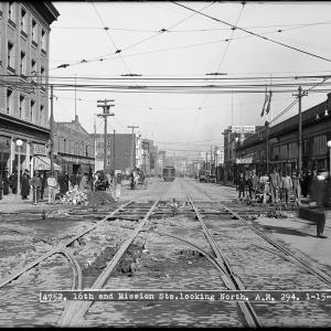 Mission & 16th in 1915