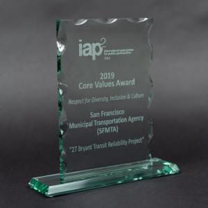 IAP2 award