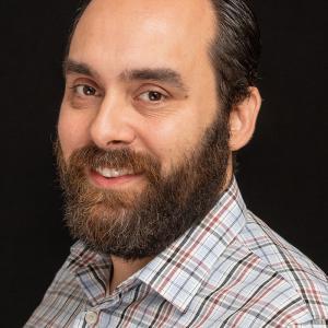 Portrait of PCS Manager Mike Fernandez
