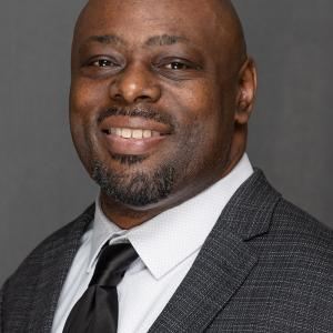 Portrait of Senior Operations Manager Brent Jones