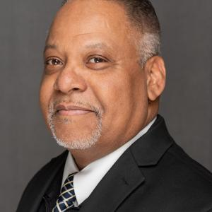 Portrait of System Safety Director Melvyn Henry